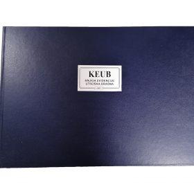 KEUB - knjiga utroška brašna