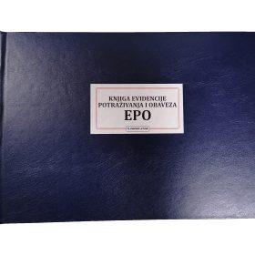 EPO - Knjiga evidencije